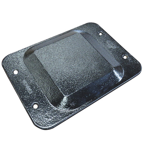 Cast Zero Entry Pad Painted K702670