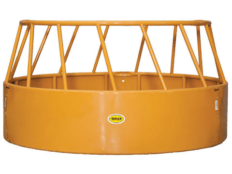 Bull Hay Feeder by Sioux Steel Company