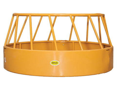 Double Slant Hay Feeder by Sioux Steel