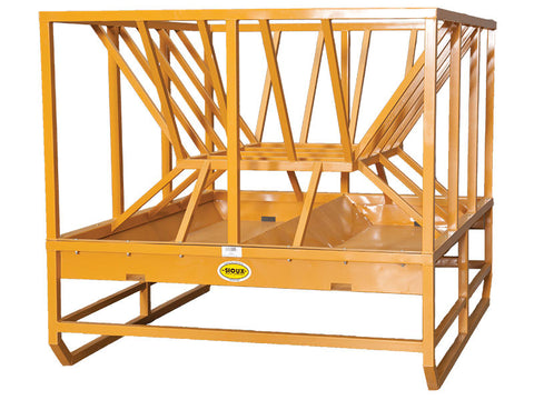 Hay and Grain Feeder by Sioux Steel
