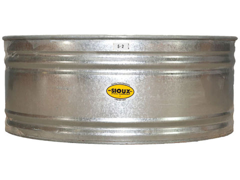 Steel Round Waterer by Sioux Steel
