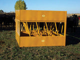 Square Hay Max Feeder with 20 Feed Openings