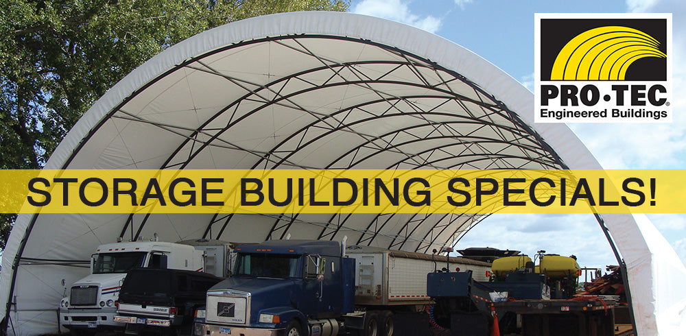 Save Big on Storage Buildings for the Farm