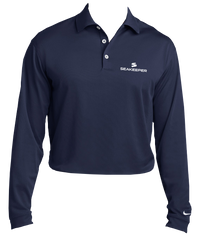 Seakeeper Men's Nike Dri-FIT Polo - Navy