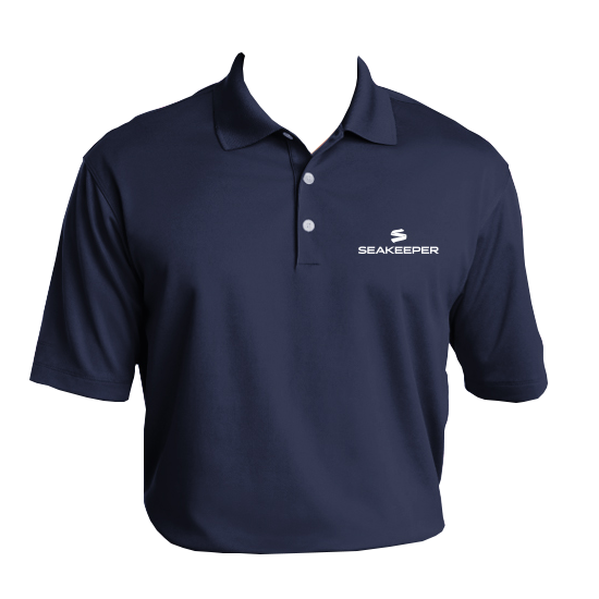 Seakeeper Nike Dri-FIT Polo - Navy