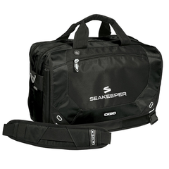 SEAKEEPER TSA-FRIENDLY MESSENGER BAG