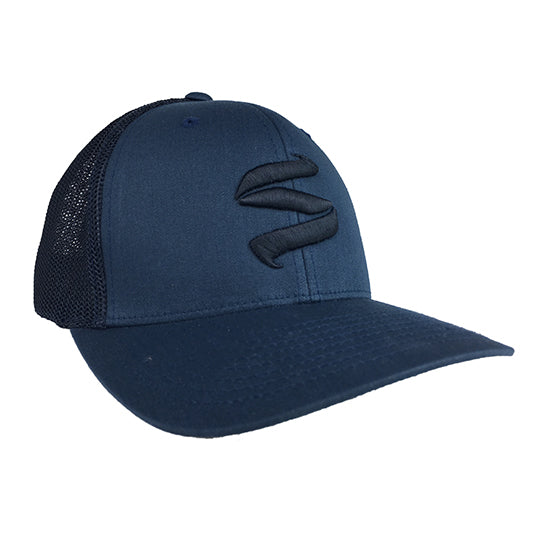 SEAKEEPER MESH BACK FLEXFIT HAT - FRONT VIEW