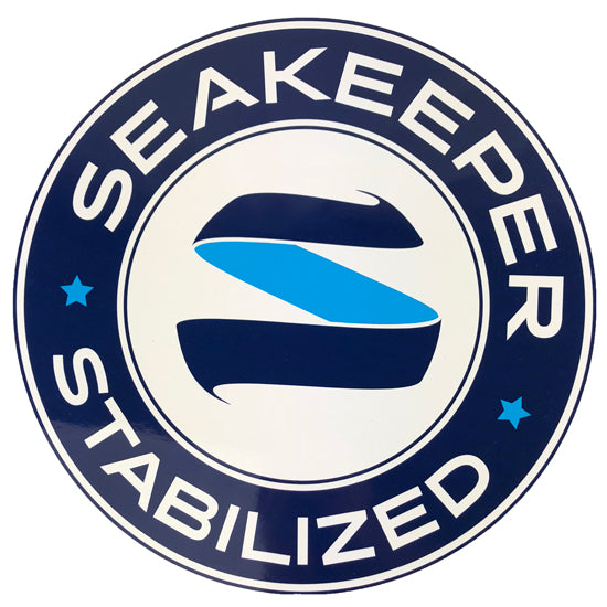 SEAKEEPER STABILIZED STATIC CLING