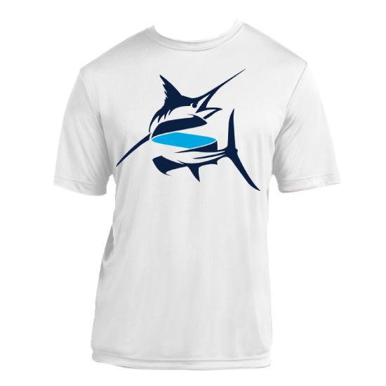 SEAKEEPER FIGHT THE FISH T-SHIRT - FRONT VIEW
