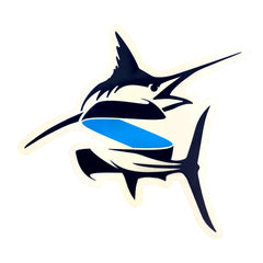 SEAKEEPER FIGHT THE FISH DECAL