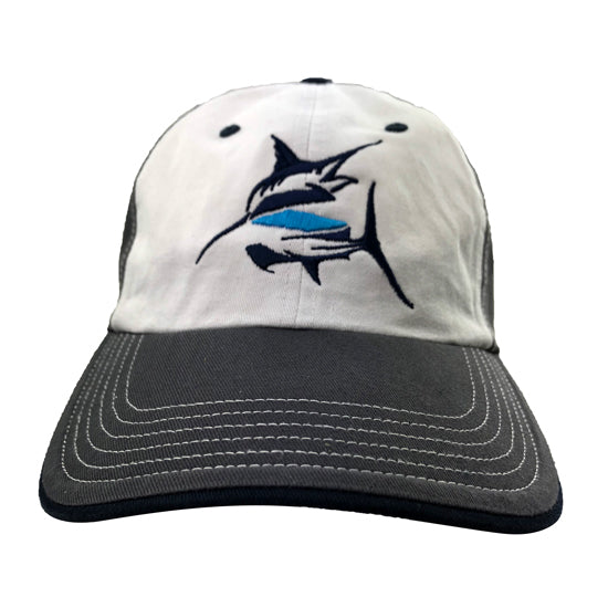 SEAKEEPER FIGHT THE FISH HAT - FRONT VIEW