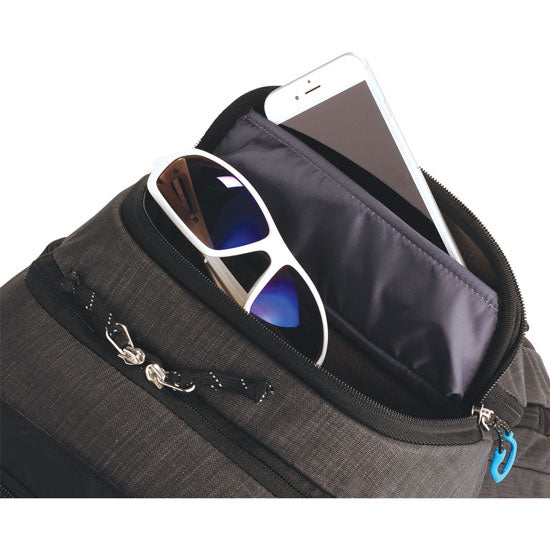 SEAKEEPER THULE BACKPACK - SUNGLASSES COMPARTMENT