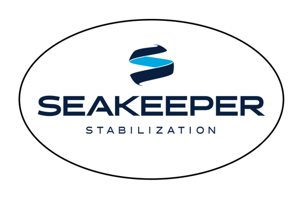 Seakeeper Stabilization Static Cling