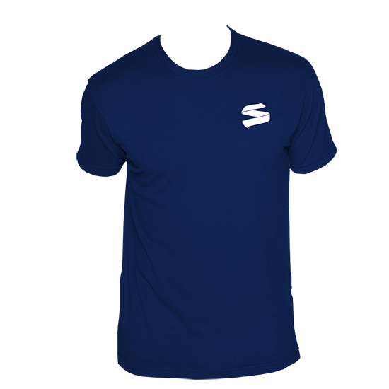 SEAKEEPER T-SHIRT WITH VERTICAL IMPRINT BACK