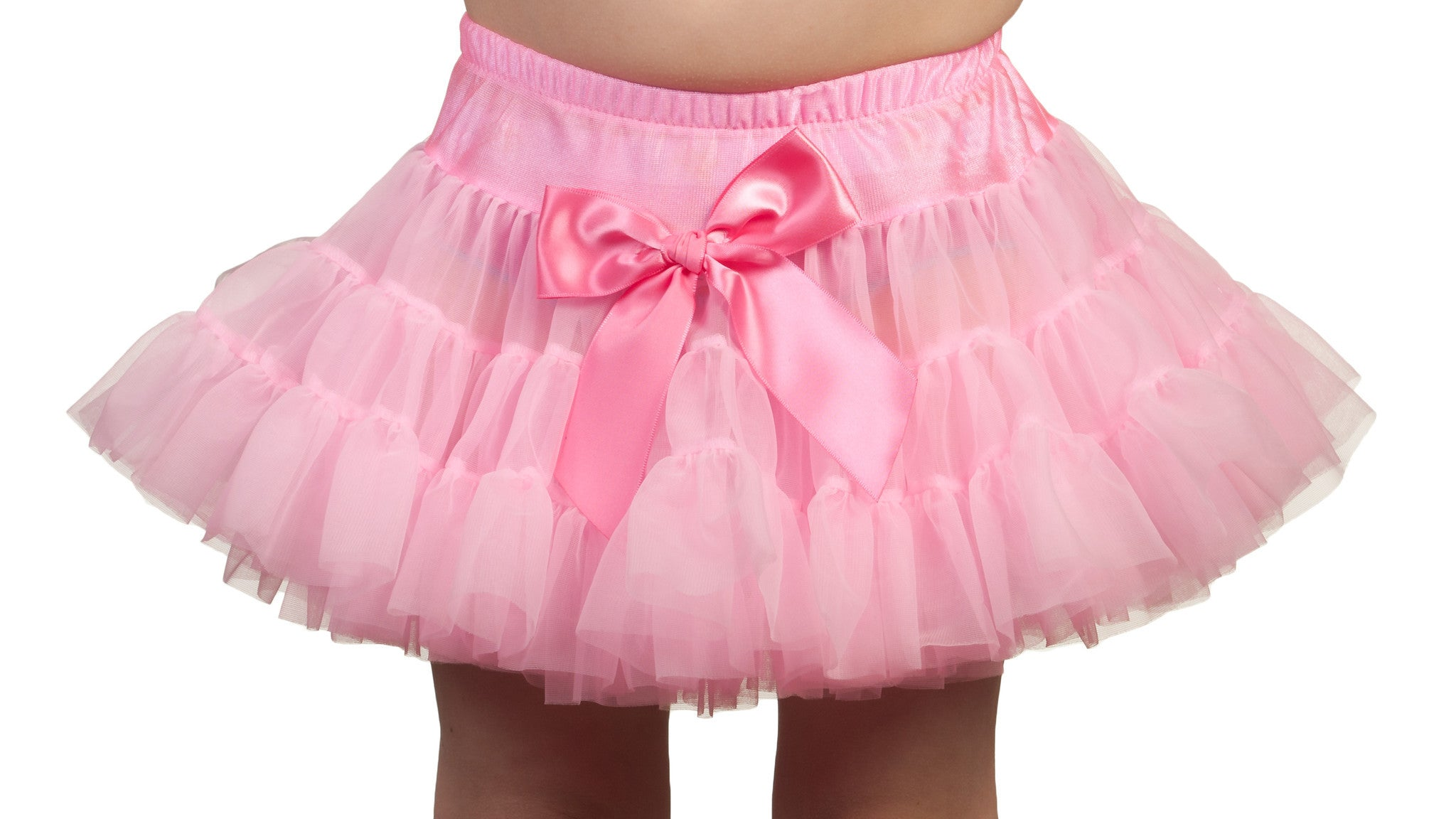 Girls Petti Skirt Tutu (5 Colors Available) (3m-10)