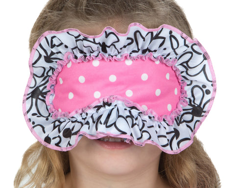 Laura Dare Sweet Daisey Matching Sleepmask