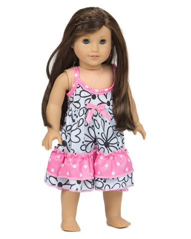 Laura Dare Sweet Daisey Matching Doll Gown