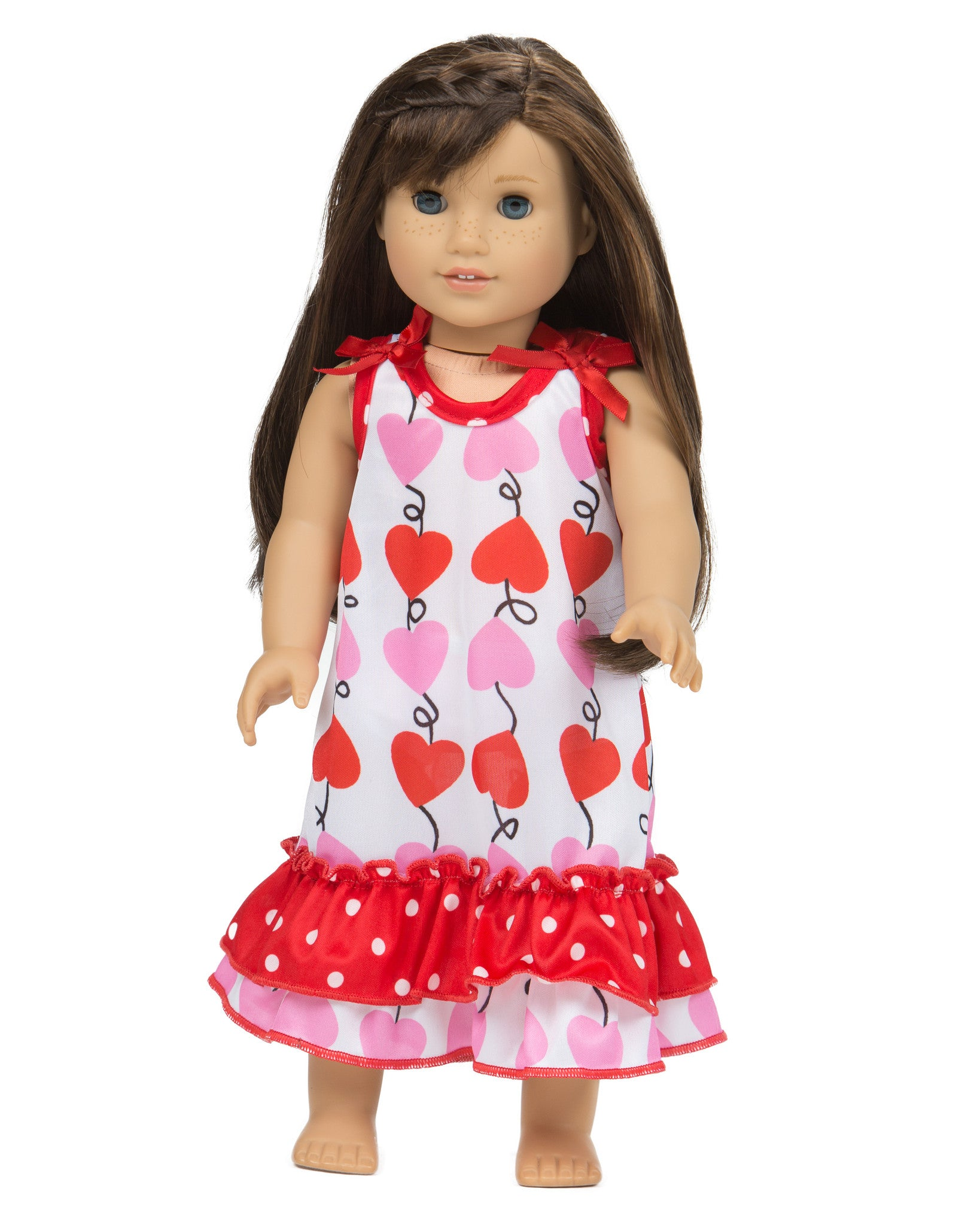 Laura Dare Heart Strings Matching Doll Gown