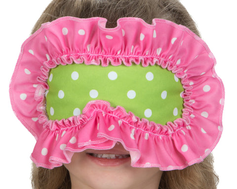 Laura Dare Dot Egg Stravaganza Matching Sleepmask