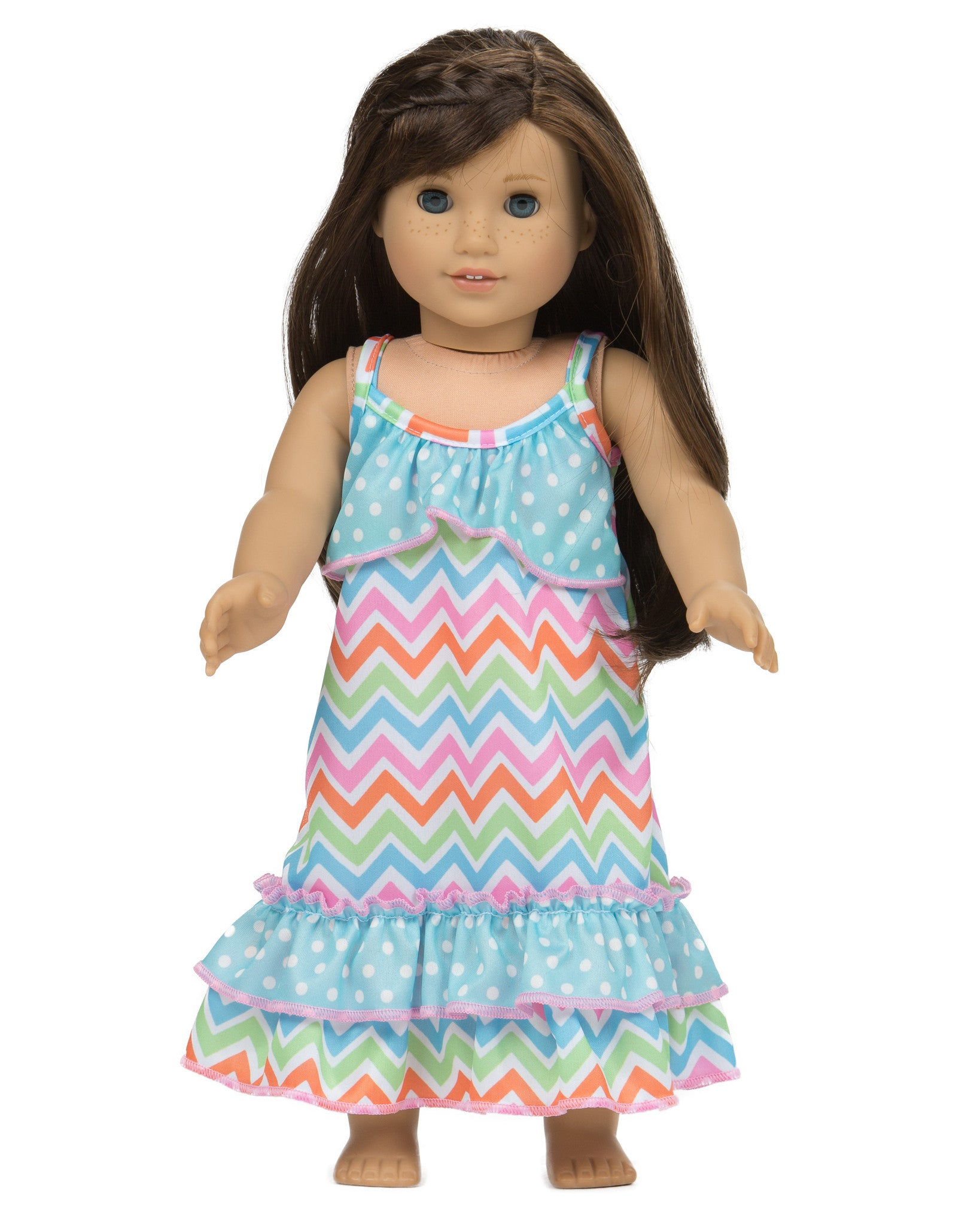 Laura Dare Flutterby Matching Doll Gown