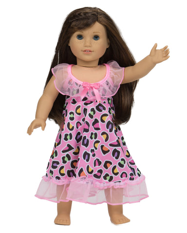 Laura Dare Wild & Free Matching Doll Gown