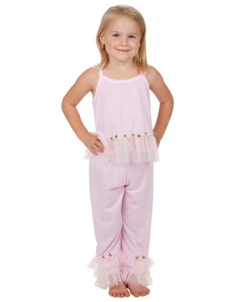 Laura Dare Thank Heaven For Little Girls Spaghetti Strap Pajama