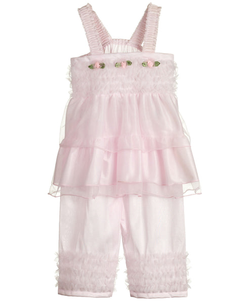 Laura Dare Girls Bo Peep Style PJ Set (6 Colors Available)