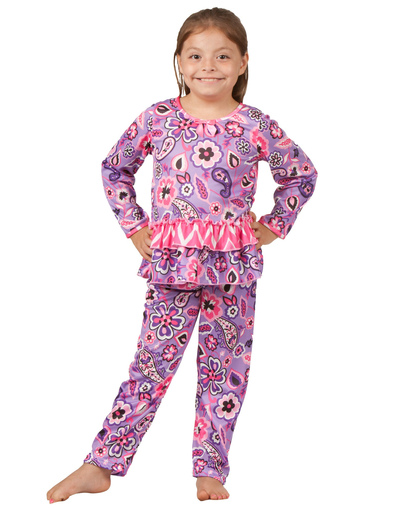 Laura Dare Pop Star Long Sleeve PJ