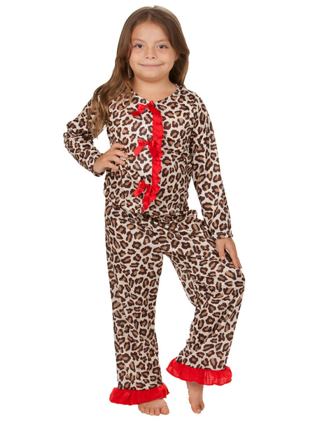 Laura Dare Marvelous Meow Button Front PJ