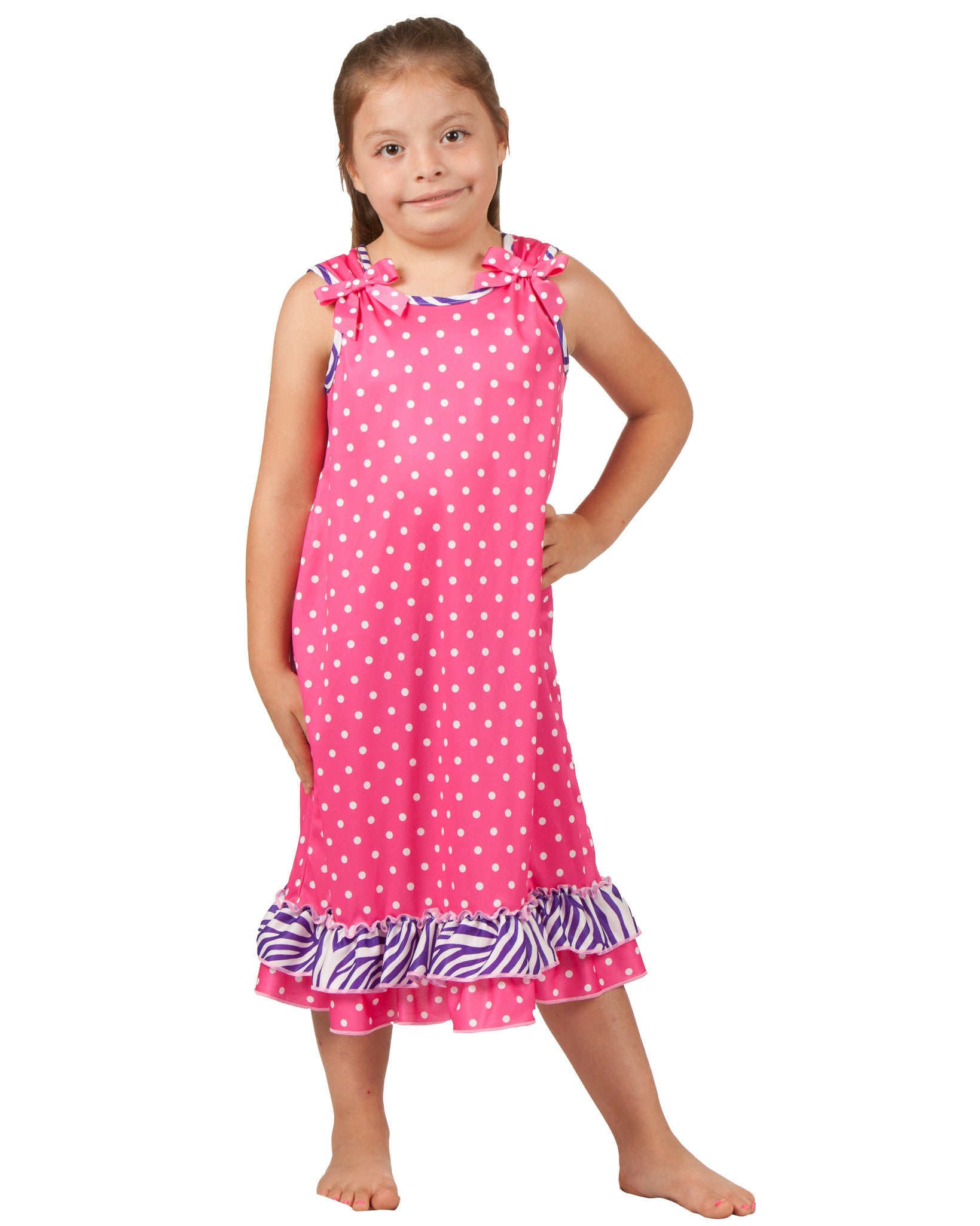 Laura Dare Darling Diva Bow Top Gown (2T - 10)