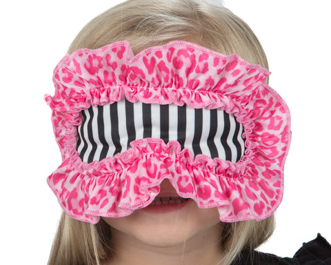Laura Dare In The Pink Children's Sleep Mask
