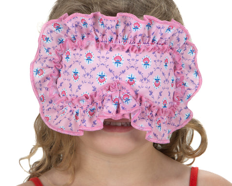 Laura Dare Petite Fleur Children's Sleep Mask