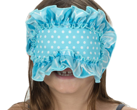 Laura Dare All The Rage Blue Children's Sleep Mask