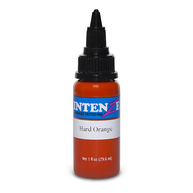 Hard Orange Tattoo Ink - Intenze Products Austria GmbH