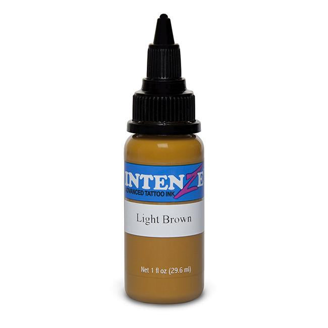 Light Brown Tattoo Ink - Intenze Products Austria GmbH