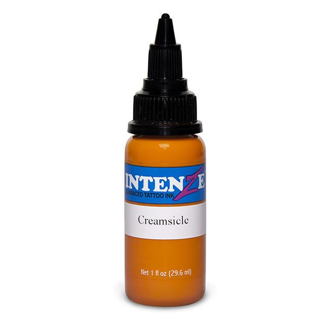 Creamsicle Tattoo Ink - Intenze Products Austria GmbH