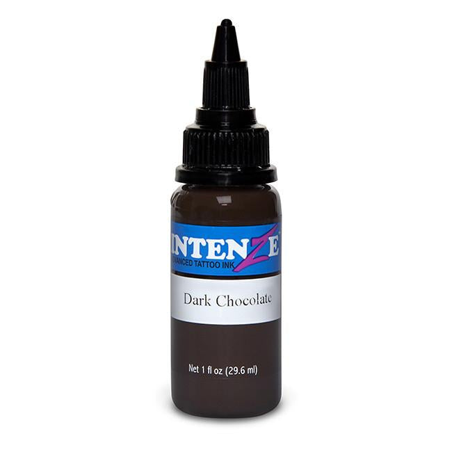 Dark Chocolate Tattoo Ink - Intenze Products Austria GmbH