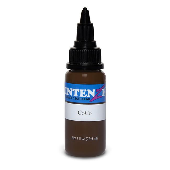 CoCo Tattoo Ink - Intenze Products Austria GmbH