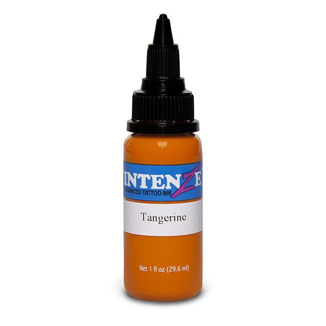 Tangerine Tattoo Ink - Intenze Products Austria GmbH