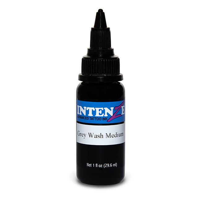 Gray Wash Medium Tattoo Ink - Intenze Products Austria GmbH