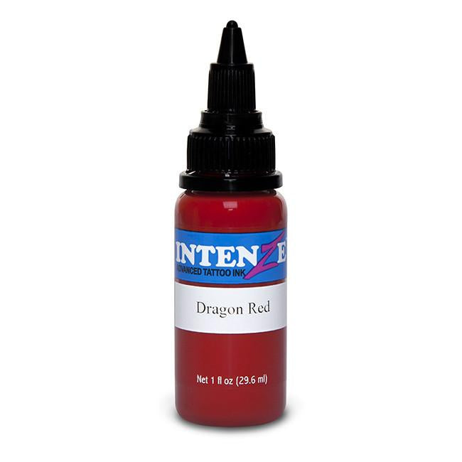 Dragon Red Tattoo Ink - Intenze Products Austria GmbH