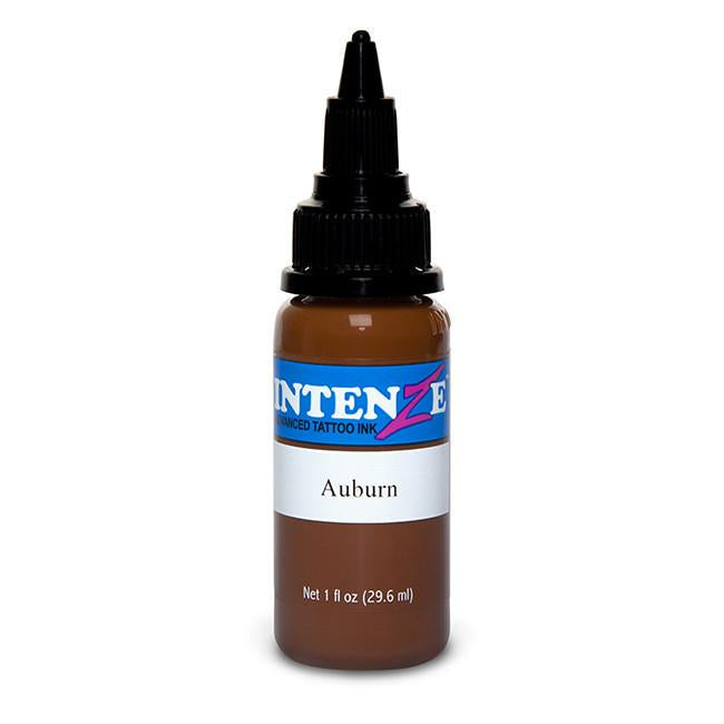 Auburn Tattoo Ink - Intenze Products Austria GmbH