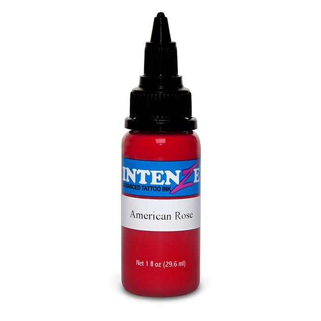 American Rose Tattoo Ink - Intenze Products Austria GmbH