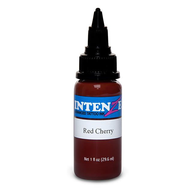 Red Cherry Tattoo Ink - Intenze Products Austria GmbH