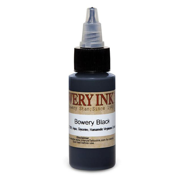 Intenze Bowery Ink Black by Bowery Stan Moskowitz