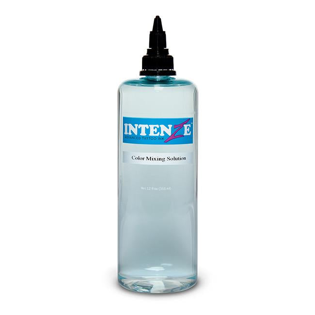 Color Mixing Solution - Intenze Products Austria GmbH