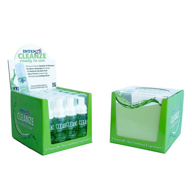 Intenze Cleanze Ready to Use - Box of 20 - Intenze Products Austria GmbH