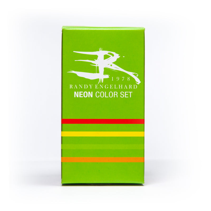 Randy's Neon Tattoo Color Set - Intenze Products Austria GmbH