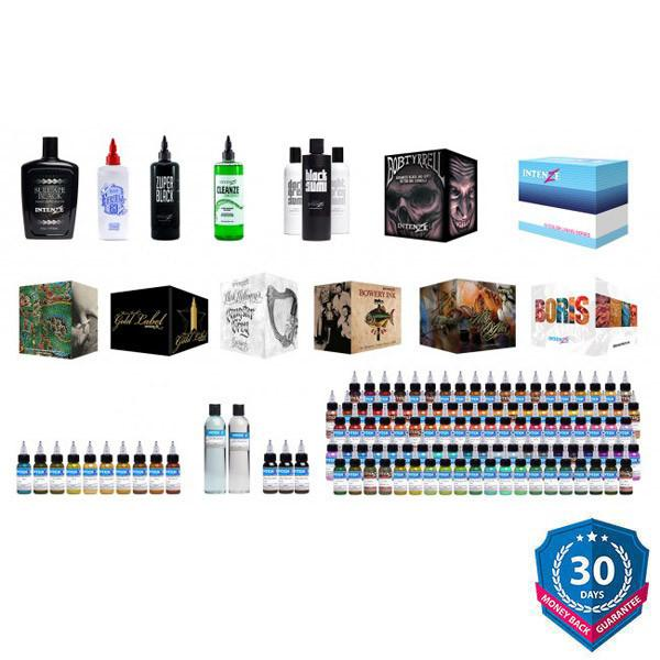 Intenze Ultimate Tattoo Artist Ink Set - Intenze Products Austria GmbH