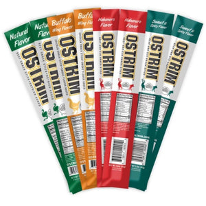 Meat Stick Sampler Pack - FREE SHIPPING